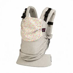EMEIBABY BRIGHT GRAY HEARTS TODDLER
