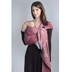 Diva Essenza 100% pamuk: Berry Ring Sling - M