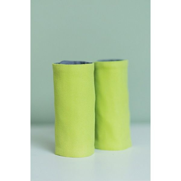 ISARA TEETHING PADS - LIME