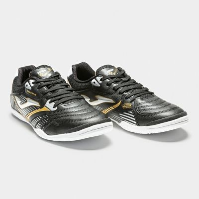 JOMA Maxima 901 BLACK-GOLD INDOOR