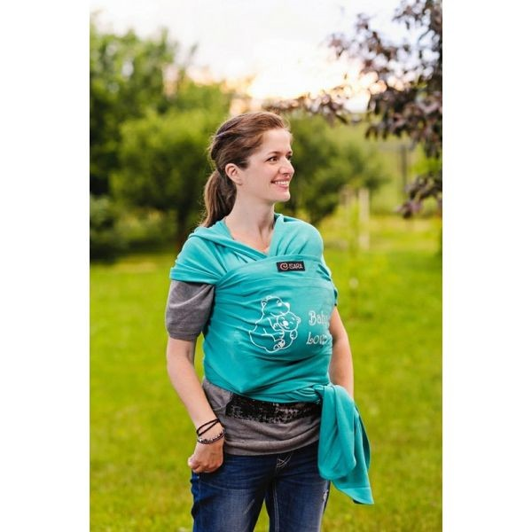MOTHER BEAR BABY WRAP